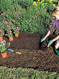 Roll Out Rubber Mulch