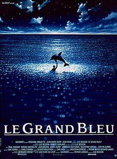 "film ""le grand bleu"" - luc Besson The big blue Jean Reno # french movie # pelicula francesa # cinema Jean Reno, 10 Film, Film Serie, Films Cinema, Cinema Posters, Movie Posters, Beau Film, The Best Films, Great Movies"