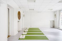 Domino Magazine: The Prettiest Yoga Studio In The World. Ulrica Wihlborg. Sweden.