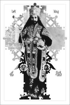 His Imperial Majesty Ras Tafar I Haile Selassie The First