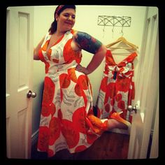Buy clothes that fit and make you feel fabulous.   Mary Lambert's Tips For Staying Positive (Even On Really Bad Days)