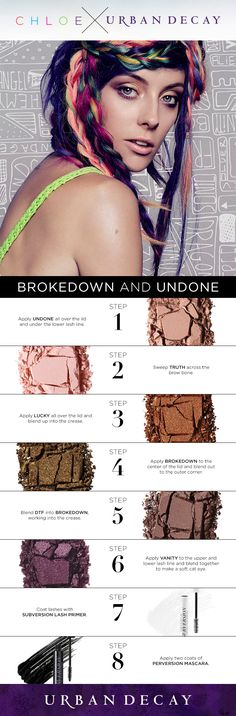 Urban Decay Vice 3 look Makeup Tips, Beauty Makeup, Hair Beauty, Makeup Ideas, Beauty Tutorials, Beauty Hacks, Makeup Tutorials, Urban Decay Vice 3, Urban Decay Tutorial