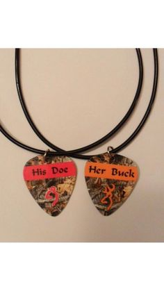 Country couple necklace!!!