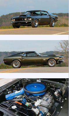 1969 BOSS 429 Mustang                                                                                                                                                                                 More