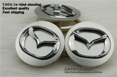 Cool Mazda 2017: Find More Emblems Information about 4pcs /lot  56mm MAZDA 3/5/6 C... Places to Visit Check more at http://carboard.pro/Cars-Gallery/2017/mazda-2017-find-more-emblems-information-about-fast-shipping4pcs-lot-56mm-mazda-356-c-places-to-visit/