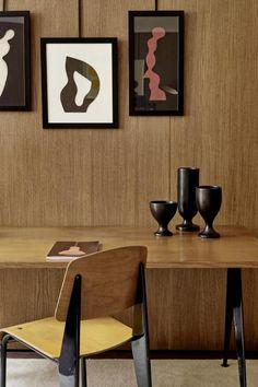 De Bayser hat ein Faible für Vasen von Designer Rick Owens.