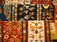 What to buy in Bucharest? Listed in this article are some of the things, distinctly Romanian, fit to make an ideal and rather unique souvenir from Bucharest. Turism Romania, Travel Souvenirs, Bucharest, Boutique Design, Traditional Rugs, Things To Buy, Carpets, Images, Road Trip