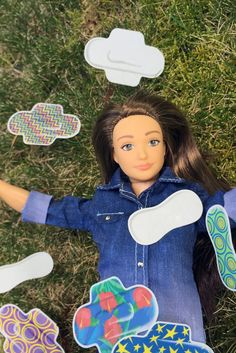 Now The 'Normal Barbie' Dolls Can Teach Girls About Periods