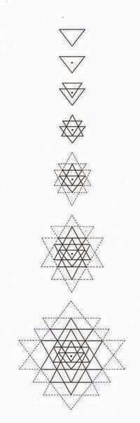 How to Draw the Sri Yantra More