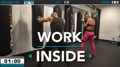 35 Minute Boxing Class.  HEAVY BAG HIIT Lunges, Squats, Boxing Workout Routine, Fun Workouts, At Home Workouts, Punching Bag Workout, Heavy Bag Workout, Online Exercise, Squat