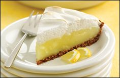 HG's Yummy Crumbly Lemon Meringue Pie, 5 pts+ or just 3 pts+ if you replace all sugar with Splenda