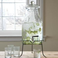 Cucumber-ginger-mint water