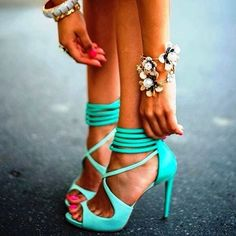 Shoes ♡ Heels/luv this color