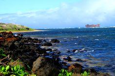 Shipwreck Beach, Lanai