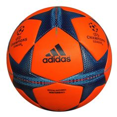 Adidas Finale 2015 Winter Official Match Soccer Ball (Bright Orange/Bright Cyan/Bright Blue) You'll never lose sight of the Adidas Finale 2015 Winter Official Match soccer ball. With its blinding brig. Real Soccer, Soccer Fans, Soccer Shoes, Football Fans, Soccer Cleats, Volleyball Setter, Volleyball Shirts, Volleyball Pictures, Cheer Pictures