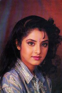 Tanvii.com: Once Upon A Time: Divya Bharti