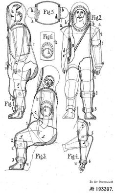 Gall-1906-armored-suit-patent.jpg (400×666)