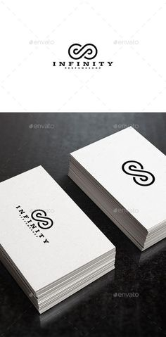 Infinity Logo - Symbols Logo Templates:
