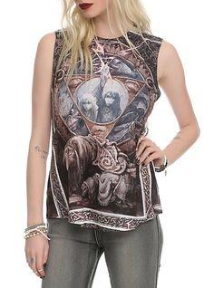 NEEEEEEEEEEEEED!!!!!!!!!!!!!!!Fashion plus geek style: The Dark Crystal top
