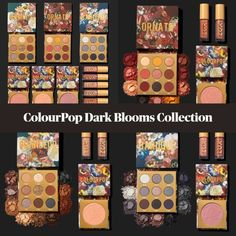 Big Moon, Makeup News, Makeup Collection, Islamic Art, The Darkest, Eyeshadow, Bloom, Glitters, Holiday