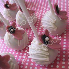 Butterfly Cake pops 105 #cake