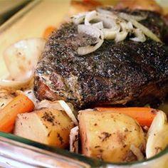 Awesome Red Wine Pot Roast Allrecipes.com