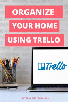 This Trello tutorial will help you manage your organizing projects, tasks, and to do list. You will learn how to create a Trello board, create a list of organizing projects, create a list of organizing tasks, add cards in Trello, map out your organizing calendar, create a checklist within Trello, and move tasks into calendar and from day to day. | be more productive Calendar Organization, Kitchen Organization, Need Motivation, Organizing Your Home, Declutter, Map, How To Plan, Learning, Create