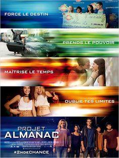 En salles demain, que vaut PROJET ALMANAC selon @cinemoustache ?