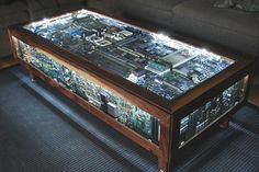 Image result for weird and funky table tops