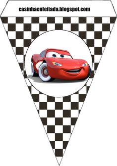 With the release of Disney Cars 3 in June we couldn't resist making some inspired crafts. Here's an excellent way to plan games and activities in a Disney Cars… Car Themed Parties, Cars Birthday Parties, Birthday Party Decorations, Boy Birthday, Parties Food, Lightning Mcqueen Party, Disney Cars Party, Disney Cars Birthday, Party Kit