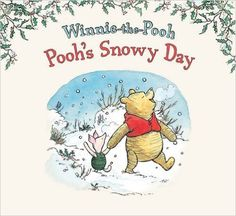 Winnie-the-Pooh: Pooh's Snowy Day (Christmas Story Book): Amazon.co.uk: Andrew Grey: 9781405257756: Books