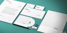 NUUA   Projekty druków firmowych