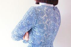 Prada Guipure Dress v.2 | The Rosenrot | For The Love of Avant-Garde Fashion