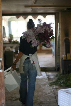 with-grace-and-guts:  Floret Flower Farm