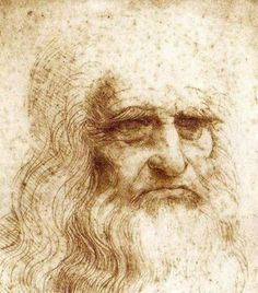 LEONARDO DA VINCI...I love his work....but my favorites are his self portraits....I think he saw himself in an accurate light....something hard for most of us. SH