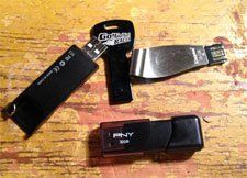 What to do with old USB flash drives - Unclutterer