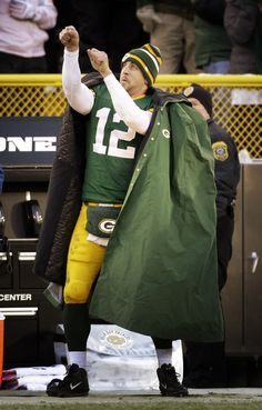 This is really the reason I cheer for the Packers lol