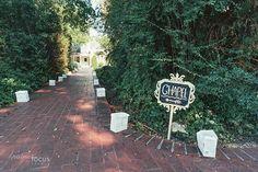 Farmers Branch Historical Park Wedding