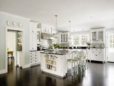 Completely Beautiful Dream Kitchen Design