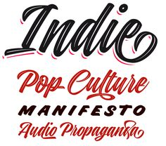 Indie, the latest family from Lián Types, is a script face in a well-known pointed-brush style, but it offers some features that few scripts have. To designer Maximiliano Sproviero — a long-time fan of sign painting and hand lettering — brush scripts have become the epitome of urban hipster culture, representing the cult of the Now.