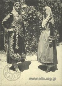 Discover inspiring cultural heritage from over 3500 European museums, libraries and archives in Europeana Greek Traditional Dress, Folk Art, Greece, Culture, Island, Costumes, Explore, Black And White, Gallery