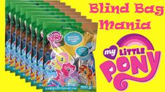 A mania of My Little Pony Blind Bags!! Including some rare ponies!  Subscribe to our ♥awesome♥ channel here: https://www.youtube.com/toyboxmagic