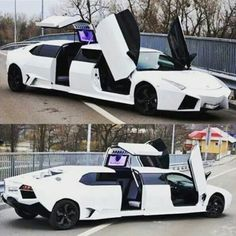 Japan's LED and HID parts manufacturer LYZER displays a demo car, the Lamborghini Murcielago finished with pink Swarovski crystals on the w… Bugatti, Galaxy Car, Supercars, Auto Volkswagen, Lamborghini Aventador Roadster, Ferrari Laferrari, Automobile, Audi, Expensive Cars