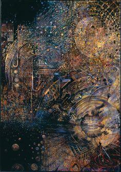 Leigh J. McCloskey, 'Universe As Organism'