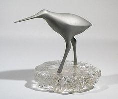 Suokurppa - Wirkkala, Tapio Lassi, Finland, Mid-century Modern, Sculpting, Glass Art, Nostalgia, Candle Holders, Mid Century, Ceramics