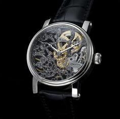 Black Beauty - KUDOKE - Unikate - Independent Watchmaking - Handmade in Germany