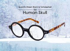 bright your winter with ozeal human skull eyewear.#eyeglasses #eyewear