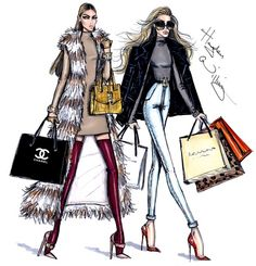 Holiday Retail Therapy by Hayden Williams