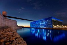 The Mucem be a modern museum in Marseille ( France) can satisfy a wide audience. Three buildings, three atmospheres to discover on 40000 France 3, Ville France, Provence France, Paris France, Museum Studies, New Museum, Museum Exhibition, Far Away, Cool Pictures