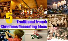 Do You Know About The Christmas Decoration In French?